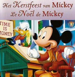 Film het kerstfeest van Mickey