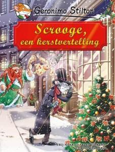 Boek Scrooge een kerstverhaal door Geronimo Stilton