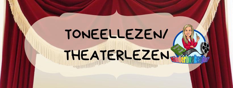 Toneellezen theaterlezen