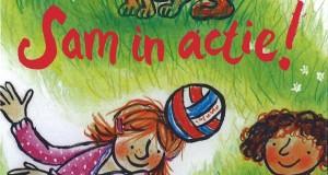 Sam in actie