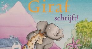 giraf schrijft