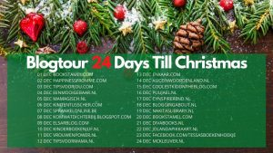 Blogtour 25 days till Christmas