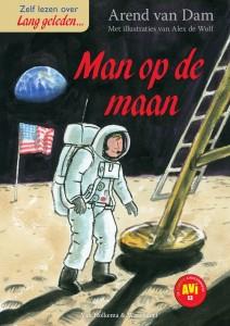 Man op de maan