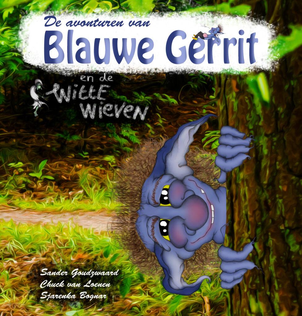 Blauwe Gerrit