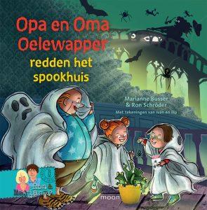 Opa en Oma Oelewapper redden het spookhuis