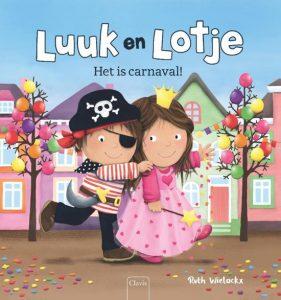 Luuk en Lotje het is carnaval!