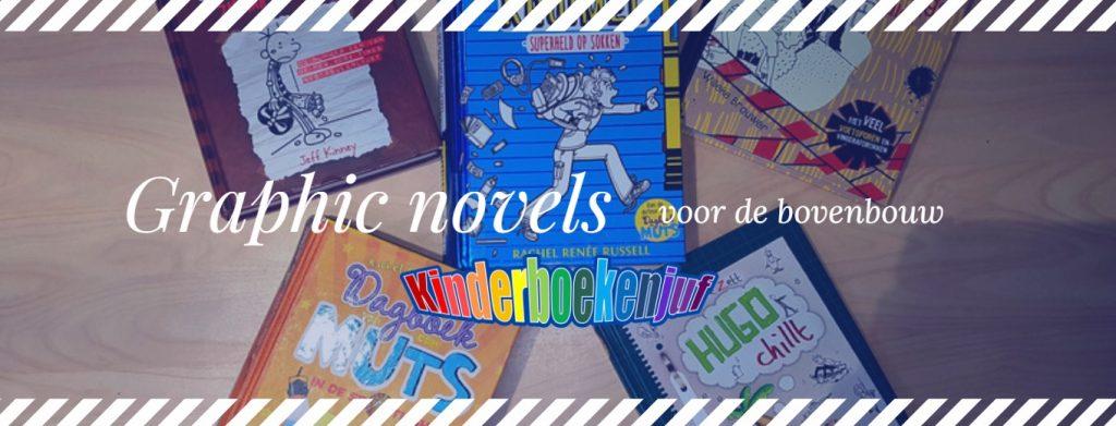 Graphic novels in de bovenbouw