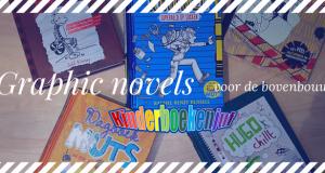 Graphic novel bovenbouw