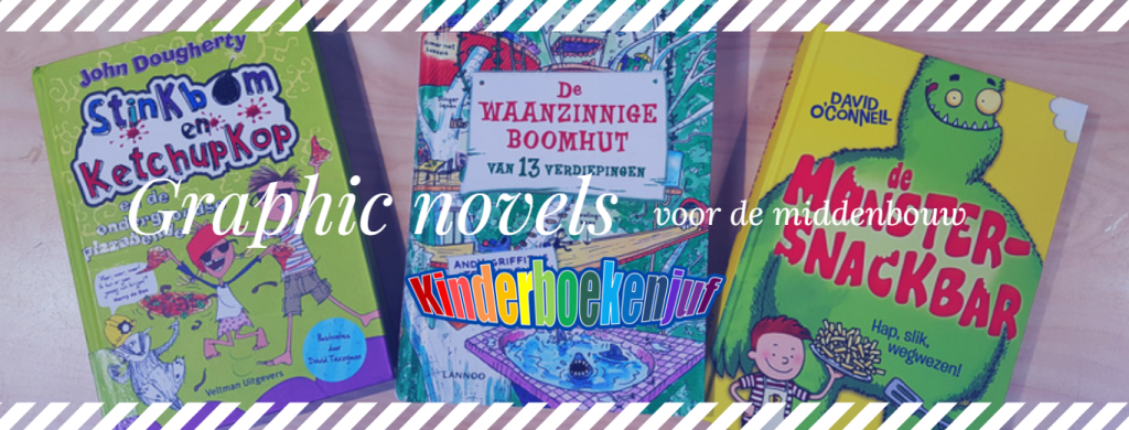 graphic novels in de middenbouw