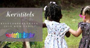 Kerntitels kinderboekenweek 2018