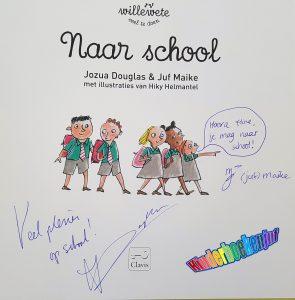 Willewete Naar school