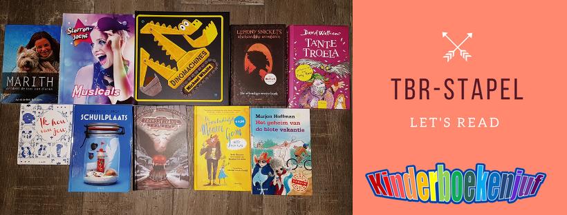 Leeschallenge met kinderboekenjuf