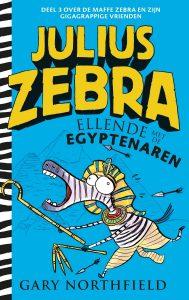 Julius Zebra Ellende met de Egyptenaren