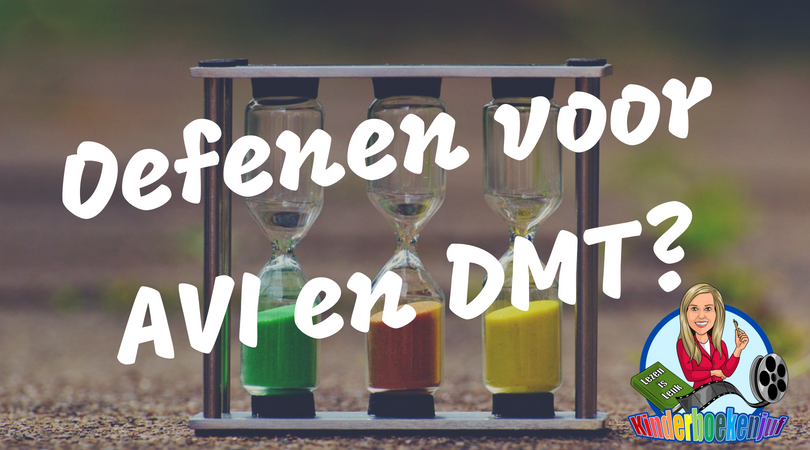 Oefenen voor AVI en DMT?