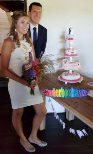Bruiloft organiseren (in de bovenbouw)