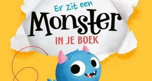 Er zit een monster in je boek