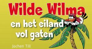 Wilde Wilma en het eiland vol gaten
