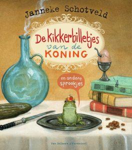 voorleesboeken voor beginnende lezers - De kikkerbilletjes van de koning