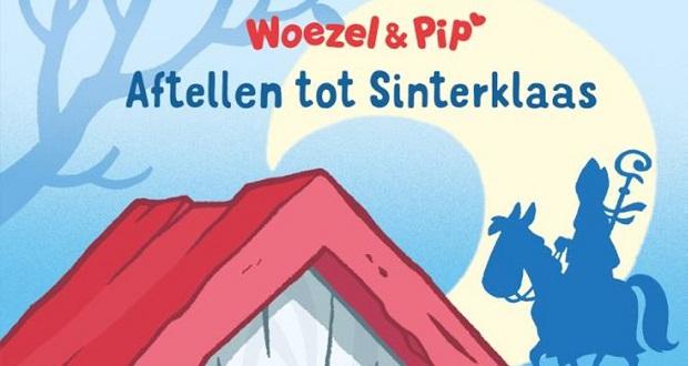 Woezel & Pip - Aftellen tot Sinterklaas