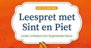Leespret met Sint en Piet