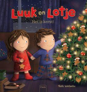 Luuk en Lotje Het is kerst!