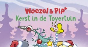 Woezel & Pip Kerst in de Tovertuin