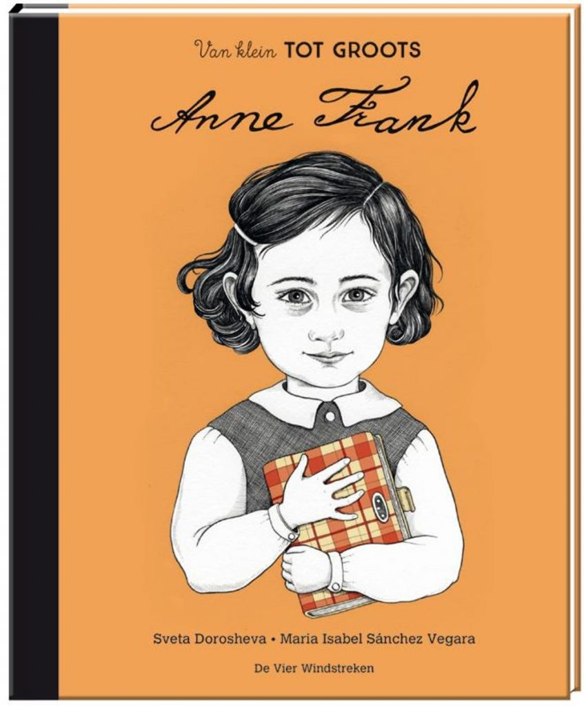 Anne Frank - Van klein TOT GROOTS