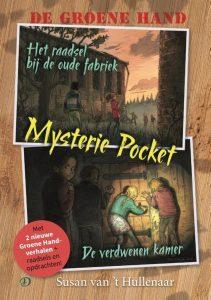 De groene hand Mysterie Pocket