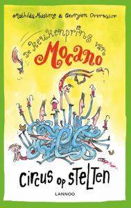 De keukenprins van Mocano – Circus op stelten