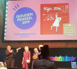 Gouden penseel 2019