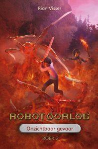 Robotoorlog 2 - Onzichtbaar gevaar