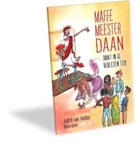 Actieboek Bovenbouw Maffe meester Daan duikt in de verleden tijd