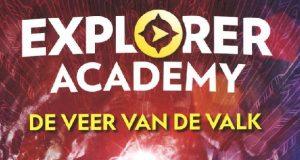 Header Explorer Academy - De veer van de valk