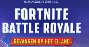Fortnite Battle Royale 1 - Gevangen op het eiland