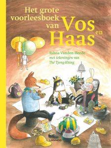 voorleesboeken voor beginnende lezers - Het grote voorleesboek van Vos en Haas