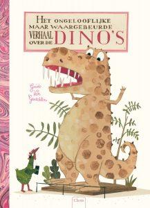Het ongeloofelijke maar waargebeurde verhaal over de dino's