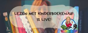 Lezen met Kinderboekenjuf is LIVE