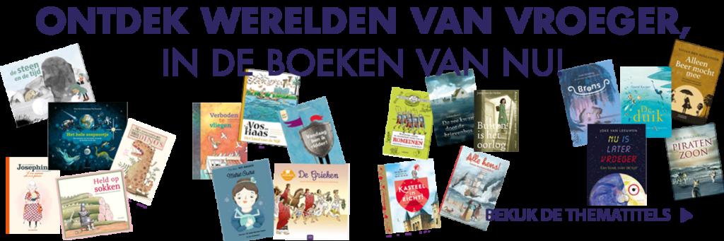 Thematitels Kinderboekenweek 2020