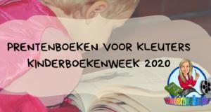 Prentenboeken voor kleuters Kinderboekenweek 2020