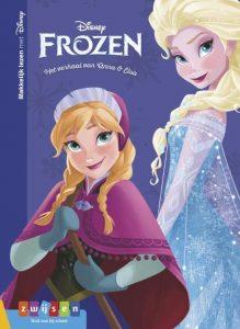 Frozen Het verhaal van Anna en Elsa
