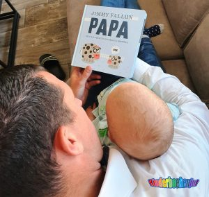 Kinderboekenjuf tipt papa