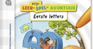 Mijn leer-spel-avontuur Eerste letters