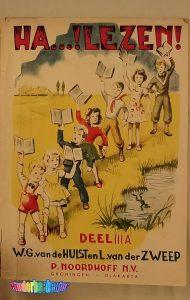 Kinderboeken van vroeger