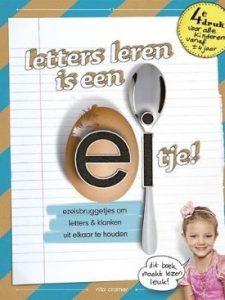 Letterboek Letters leren is een eitje