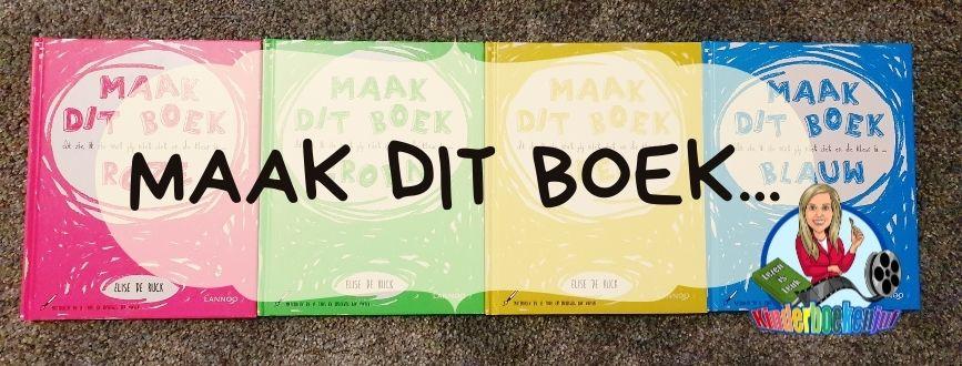 Maak dit boek