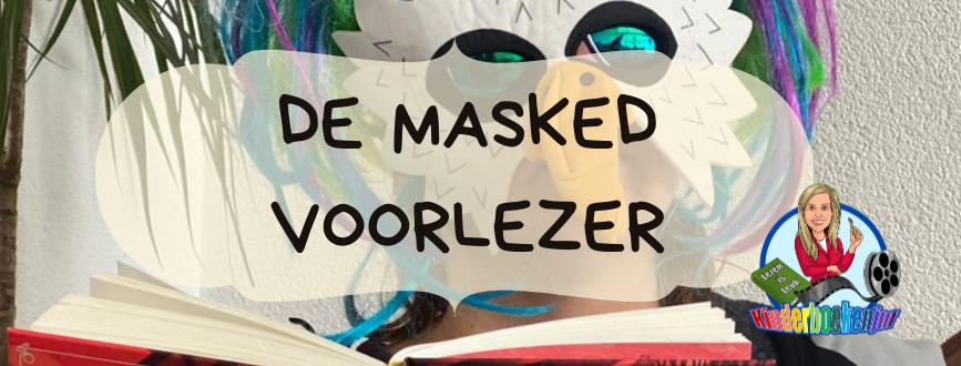 De masked voorlezer