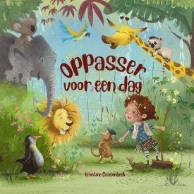 Oppasser voor een dag actieboek onderbouw christelijke kinderboekenweek