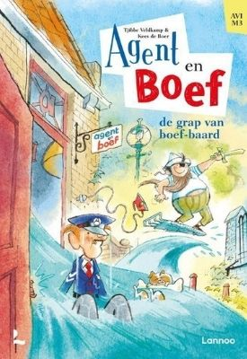 Agent en Boef - De grap van Boef-baard