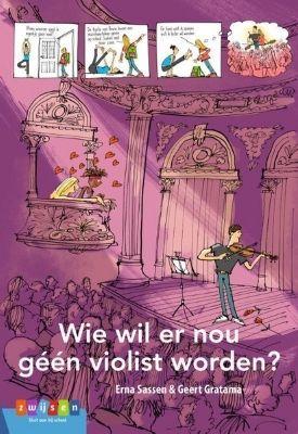 Wie wil er nou géén violist worden?