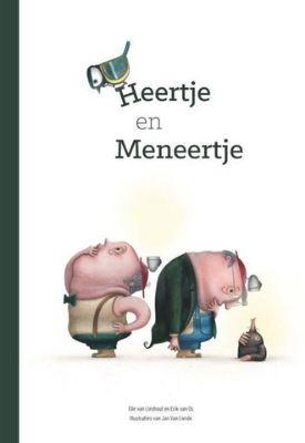 Prentenboek top 10 Heertje en Meneertje